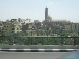 Beautiful Coptic Church in Nasser City