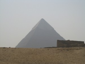 "The ""second"" of the great Pyramids"