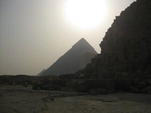 """Monuments to the Sun God """"Ra"""""""