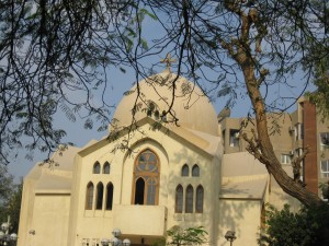 Maadi Coptic Church