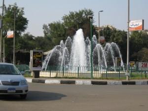 Midan Digla Fountain