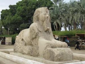 Sphinx at Memphis