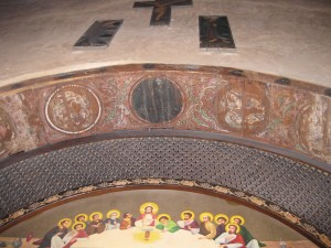 Arch above Altar from the 10th Century