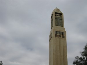 Bell Tower of Monastery