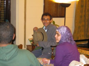 Ahmed at American Studies Meeting