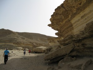 Beautiful Formations in Wadi Digla