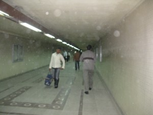 Metro Tunnel to AUC