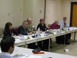 Other panelists